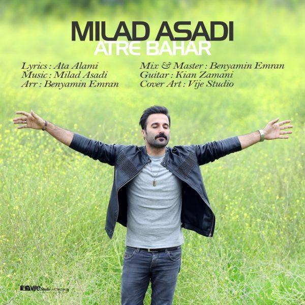 Milad Asadi - Atre Bahar