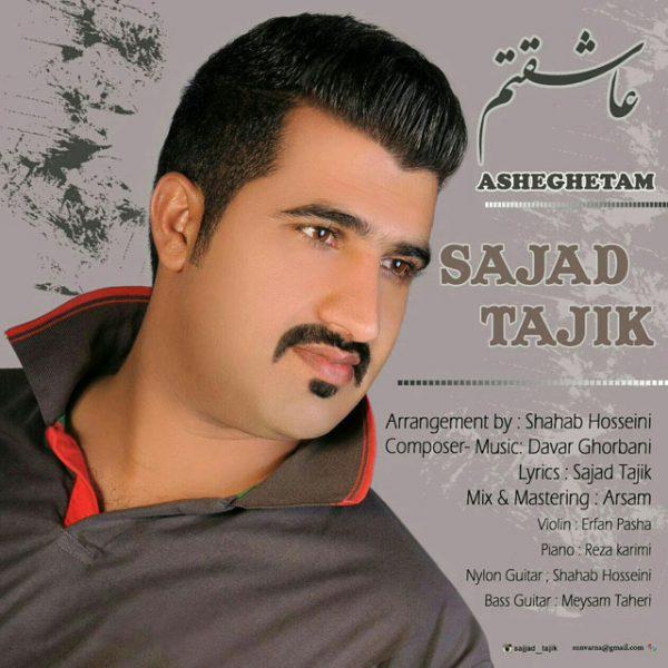 Sajad Tajik - Asheghetam