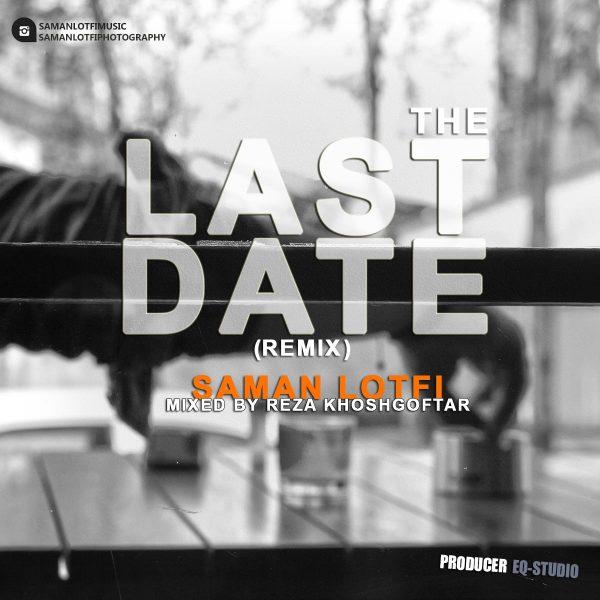 Saman Lotfi - Akharin Gharar (Remix)