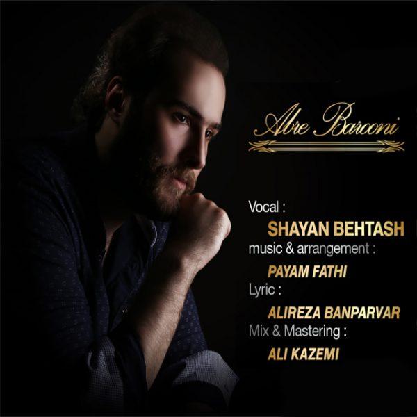 Shayan Behtash - Abre Barooni