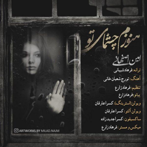 Amin Esfahani - Hanozam Cheshmaye Too