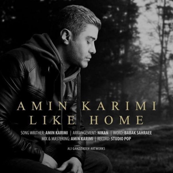 Amin Karimi - Like Home