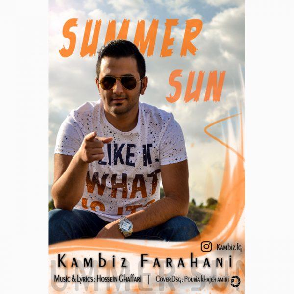 Kambiz Farahani - Khorshide Tabestoon