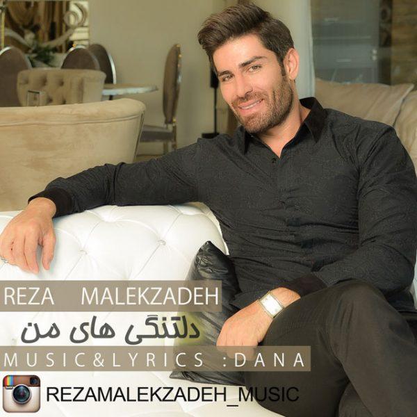 Reza Malekzadeh - Deltangi Haye Man