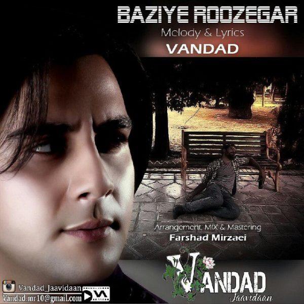 Vandad Javidan - Baziye Roozegar