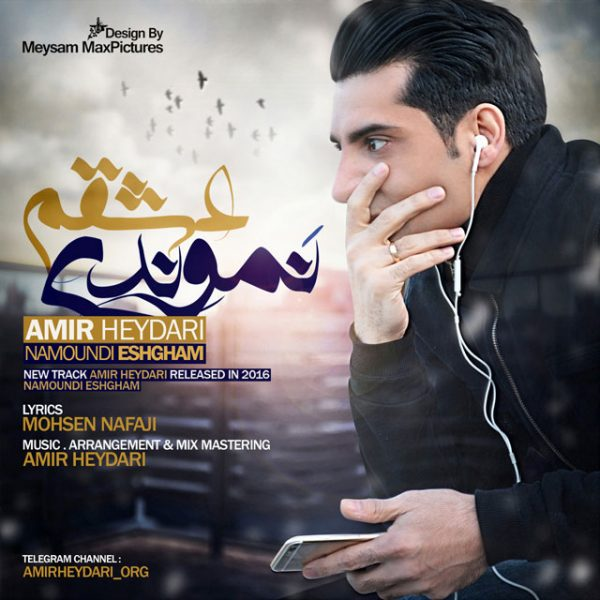 Amir Heydari - Namondi Eshgham