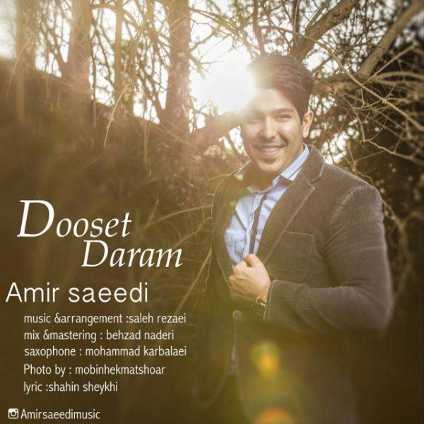 Amir Saeedi - Dooset Daram