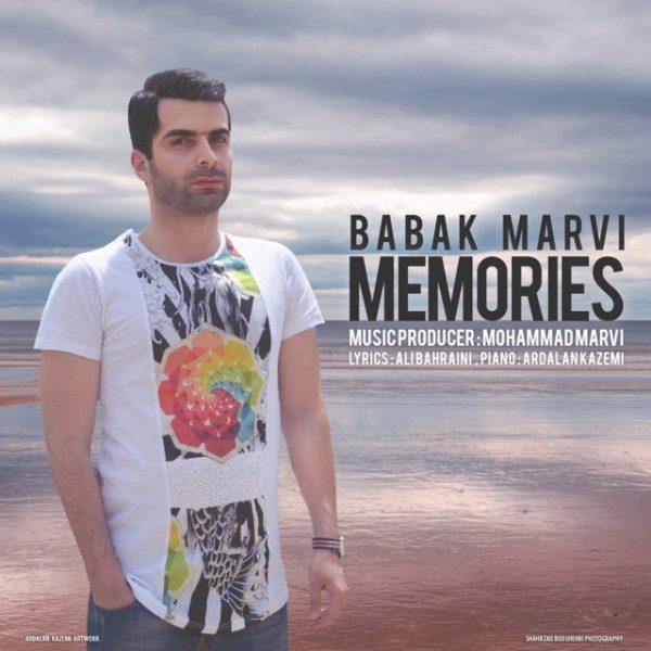 Babak Marvi - Khaterat