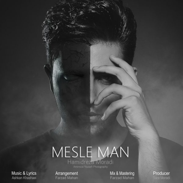 Hamidreza Moradi - Mesle Man