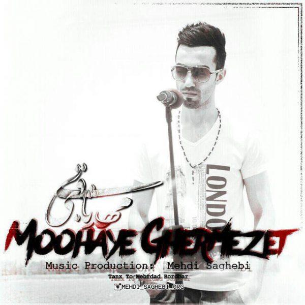 Mehdi Saghebi - Moohaye Ghermezet
