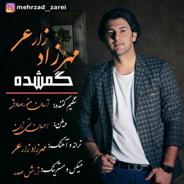 Mehrzad Zarei - Gomshodeh