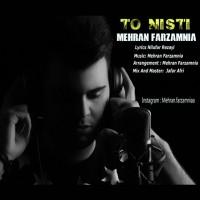 Mehran-Farzamnia-To-Nisti