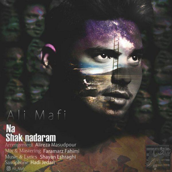 Ali Mafi - Na Shak Nadaram