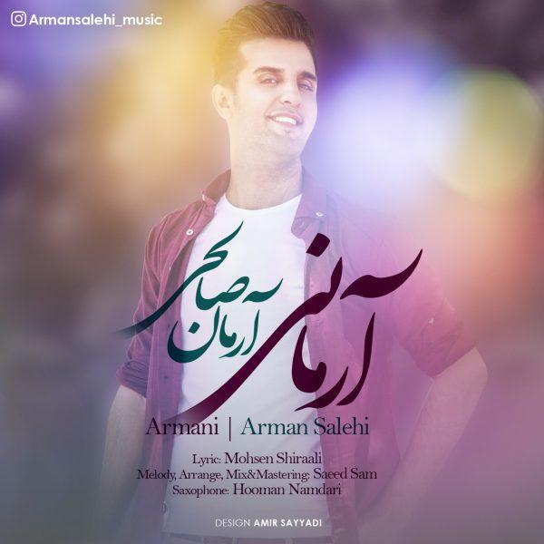 Arman Salehi - Armani