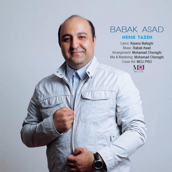 Babak Asad - Hesse Tazeh