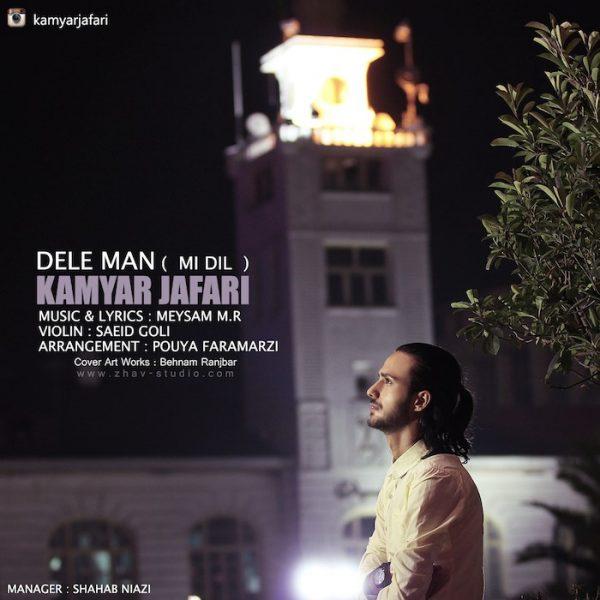 Kamyar Jafari - Dele Man