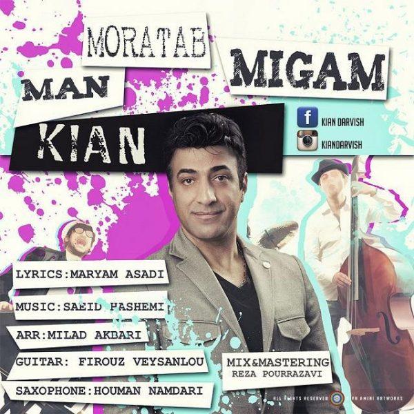 Kian - Man Moratab Migam