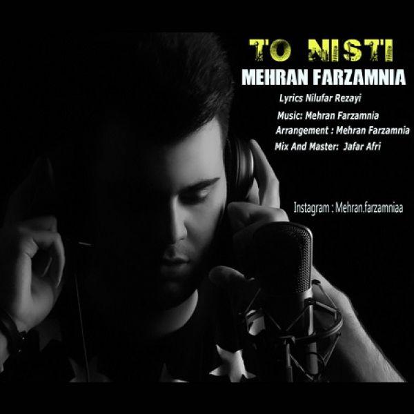 Mehran Farzamnia - To Nisti