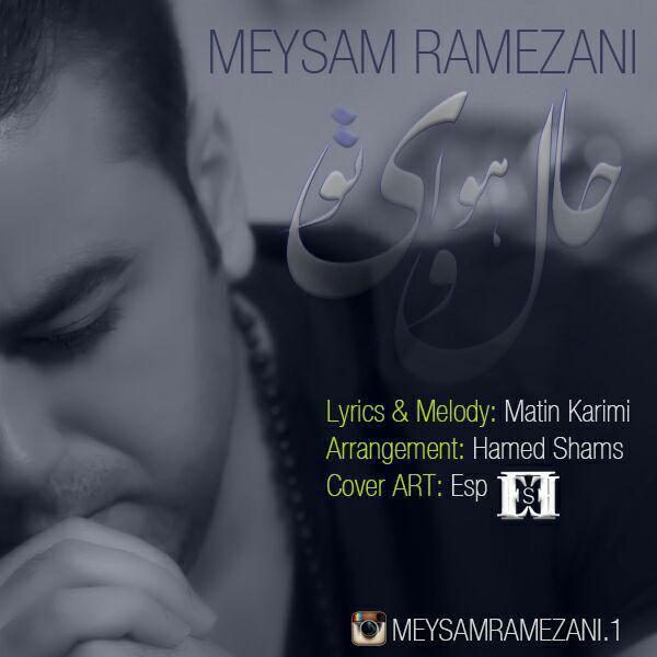 Meysam Ramezani - Halo Havaye To