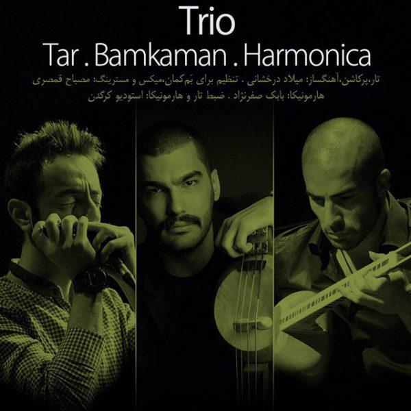 Milad Derakhshani - Trio Tar, Bamkaman, Harmonica