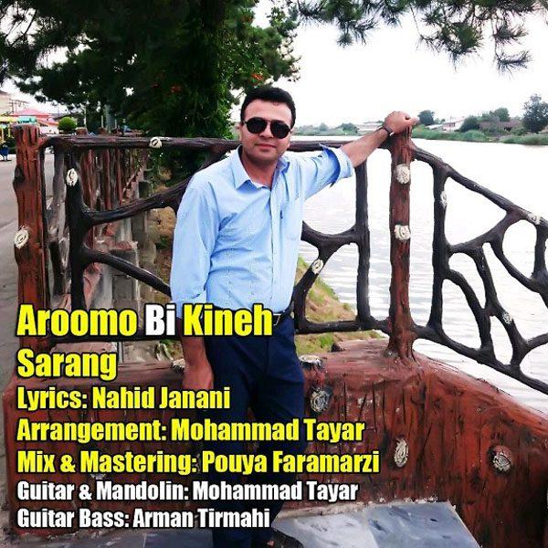 Sarang - Aroomo Bi Kineh