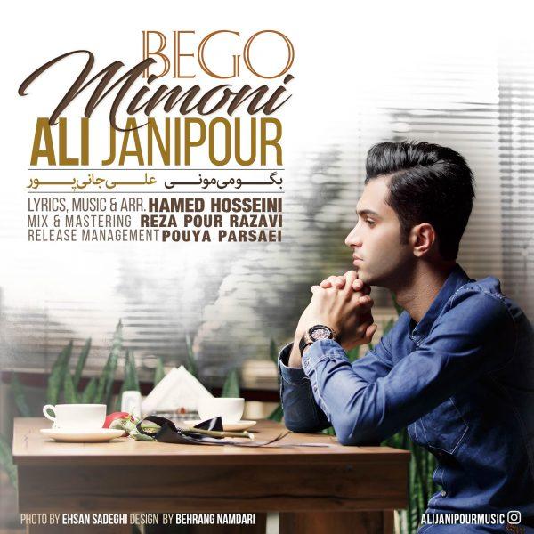 Ali Janipour - Begoo Mimooni