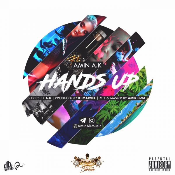 Amin A.K - Hands Up