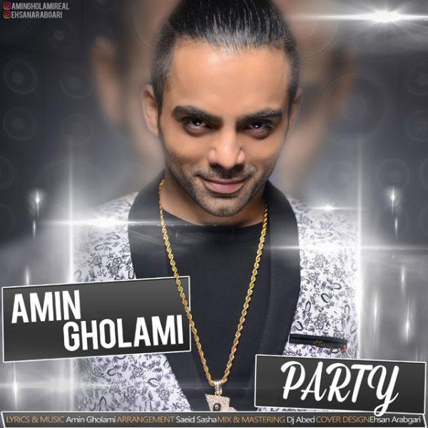 Amin Gholami - Party
