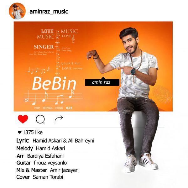 Amin Raz - Bebin