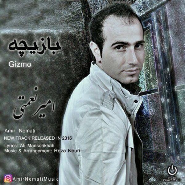 Amir Nemati - Baziche