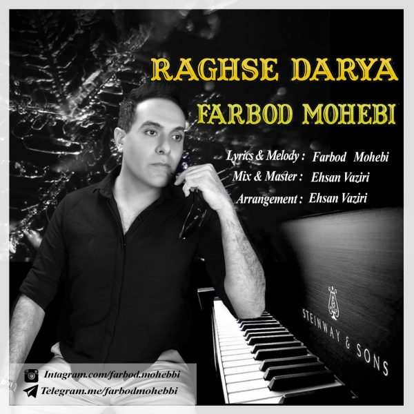 Farbod Mohebi - Raghse Darya