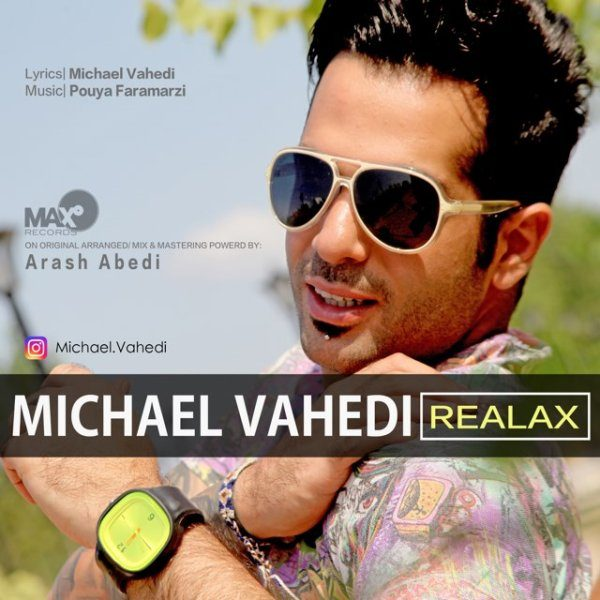 Michael Vahedi - Realax