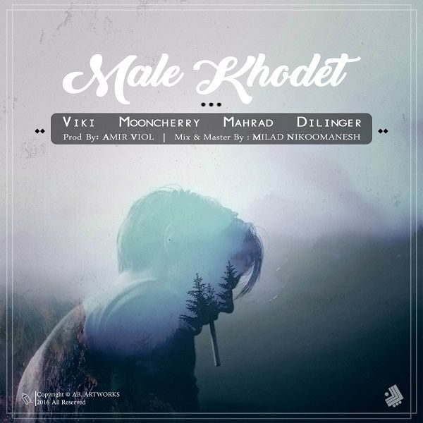 Viki - Male Khodet (Ft Mooncherry & Mahrad & Dilinger)