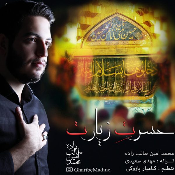 Mohammad Amin Talebzadeh - Hasrate Ziarat