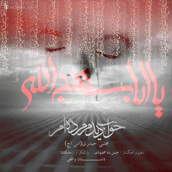 Mojtaba S.H - Khaab Didam Mordeam