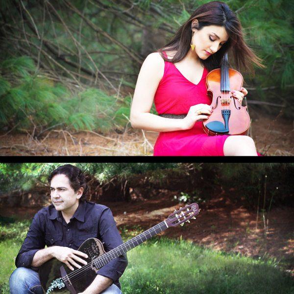 Parnaz Partovi & Shahin Baratpour - Mast
