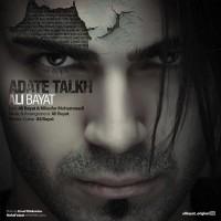 Ali-Bayat-Adate-Talkh