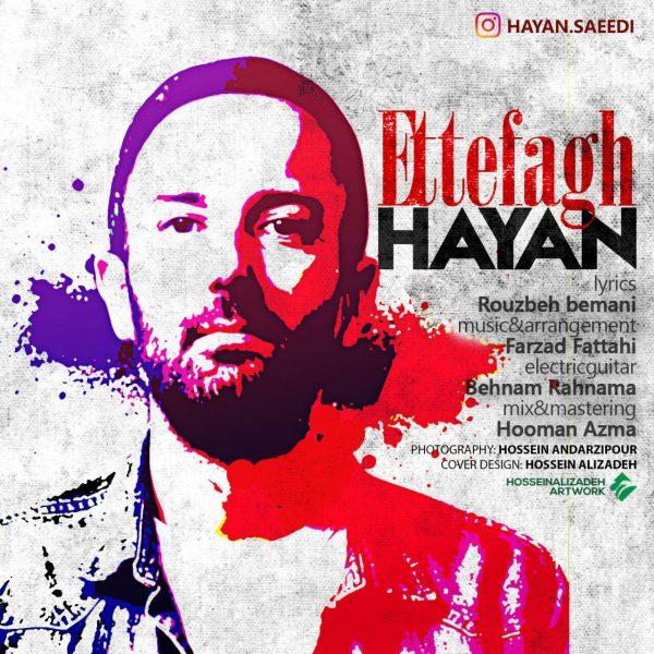 Hayan - Ettefagh