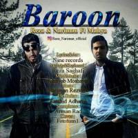 Reza-Nariman-Baroon-Ft-Mahya