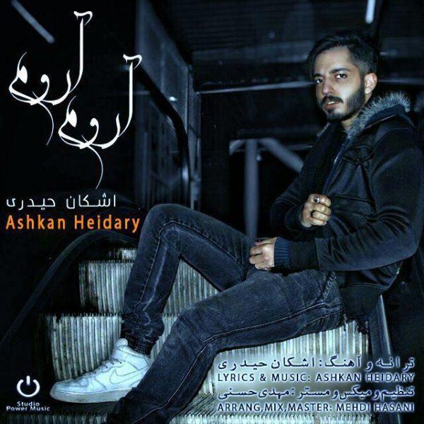 Ashkan Heidary - Aroom Aroom