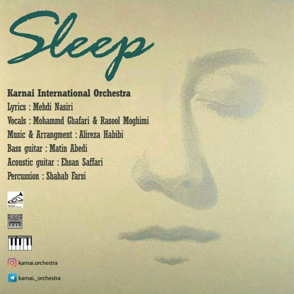 Karnai International Orchestra - Sleep