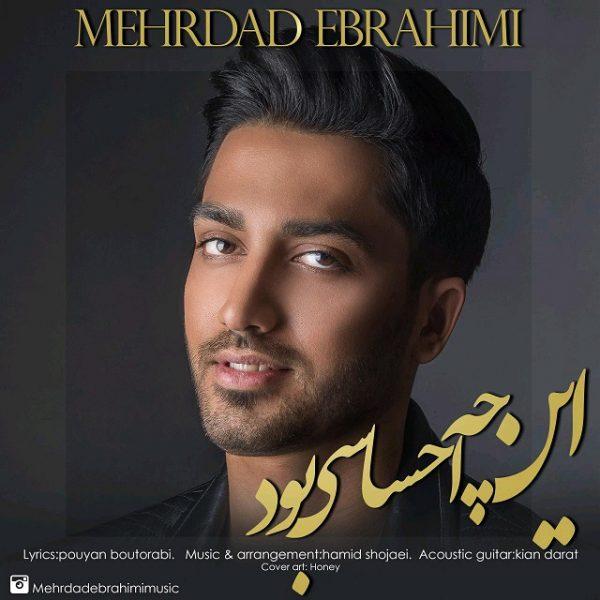 Mehrdad Ebrahimi - In Che Ehsasi Bood