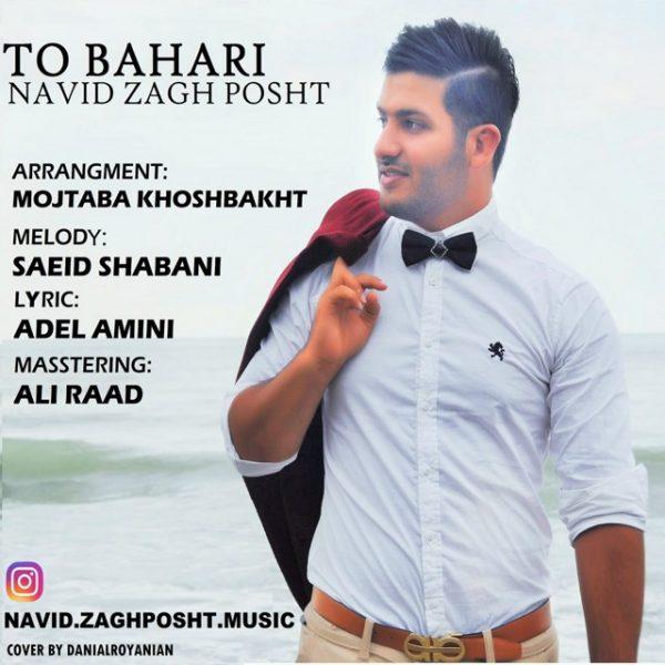 Navid Zagh Posht - To Bahari