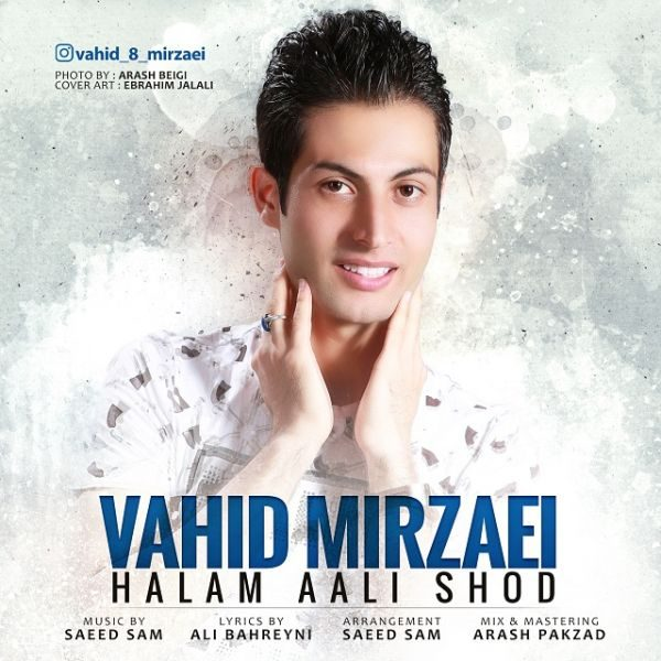 Vahid Mirzaei - Halam Aali Shod