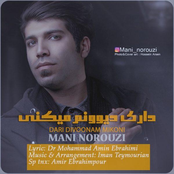 Mani Norouzi - Dari Divoonam Mikoni