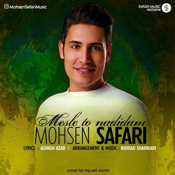 Mohsen Safari - Mesle To Nadidam