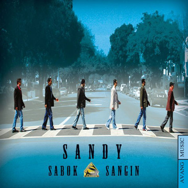 Sandy - Tanham Gozashti
