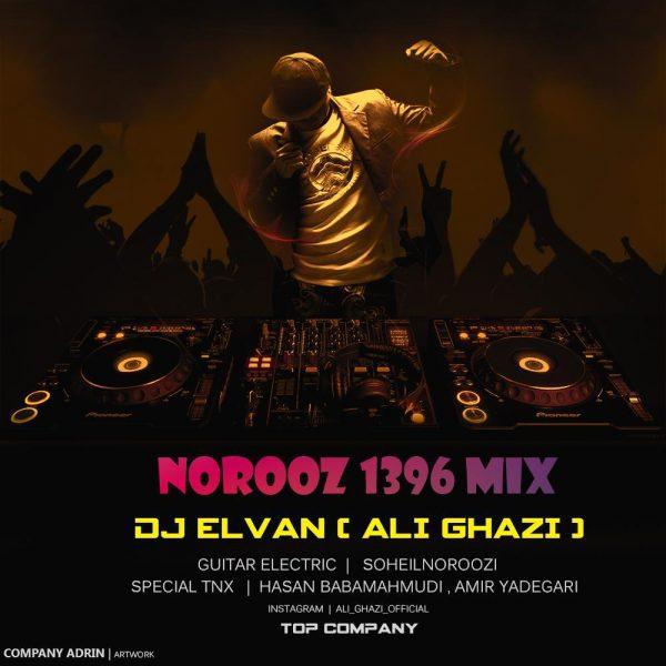 DJ Elvan (Ali Ghazi) - Mix Norooz 1396