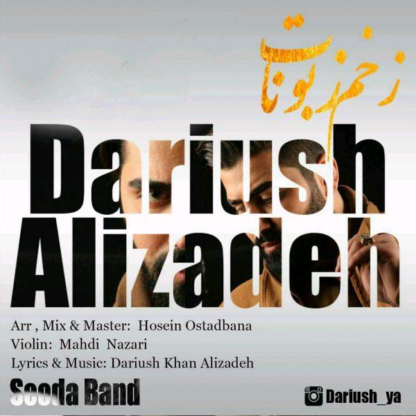 Dariush Khanalizadeh - Zakhme Zabonat