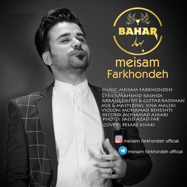 Meisam Farkhondeh - Bahar